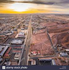 100 Mojave Desert Homes Aerial View Of Barstow Community A Residential City Of Homes And
