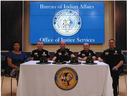 bia bureau of indian affairs meet the bia ojs command staff indian affairs