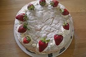 erdbeer creme torte wie ich sie mag