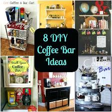Coffee Bar Ideas 8 For Your Home Office
