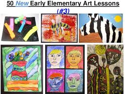 50 NEW Early Elementary Art And Craft Ideas