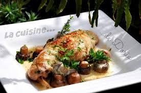 lapin cuisiné cuisses de lapin au vin blanc et chignons de la cuisine