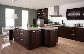 Modern Wood Kitchen Cabinets Download Dark Wood Modern Kitchen