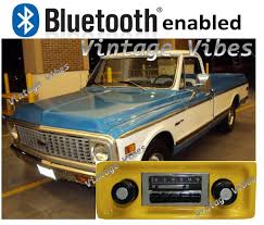 100 72 Chevy Trucks Amazoncom Bluetooth Enabled 67 Truck 300w Slidebar AM