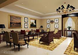 Elegant Traditional Formal Living Room Furniture With Chandelier Lights As Well Portray Wall Decoration Ideas