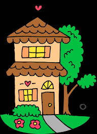 Art Images Barn House Cute Home Clipart Free Bungalow Pencil And In Color