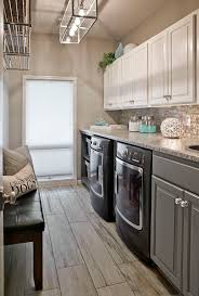Kitchen Ideas Cabinets Over Washer And Dryer Laundry Room Rugs