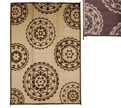 Reversible Patio Mat 8 X 16 by Medallion Design 8 X 11 Outdoor Mat By Patiomats Page 1 U2014 Qvc Com