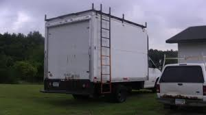 100 Box Truck Rv A Look At The Box Truck YouTube