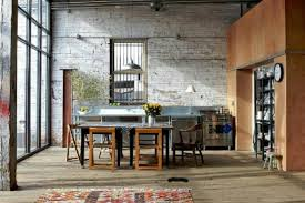 Pics Of Rustic Industrial Kitchen Home Design And Decor
