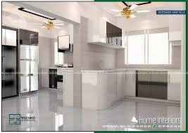 Home Interior Work Excellent And Amazing Kerala Home Interior Kitchen Work