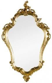 casa padrino barock spiegel gold 56 x 4 x h 90 cm prunkvoller wandspiegel im barockstil garderoben spiegel wohnzimmer spiegel barock möbel