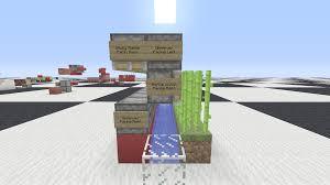 Pumpkin Farm Minecraft Observer by One Wide Tileable 3x3 Sugarcane Farm Minecraft Xbox One Album On