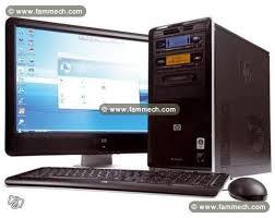 pc de bureau hp bonnes affaires tunisie ordinateurs de bureau bonne occasion