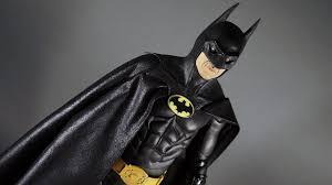 Long Halloween Batman Figure by Custom Cape Neca 18
