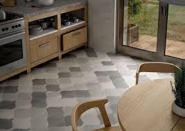sol cuisine carrelage cuisine murs et sol quels designs et couleurs tendance