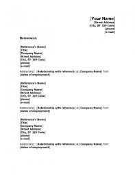 100 How To List References In A Resume On Template Tags On