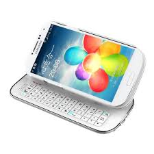 Bluetooth Slide out Keyboard Cases for Android Smartphones and iPhones