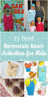 Berenstain Bears Halloween by 15 Best Berenstain Bears Activities For Kids Tip Junkie