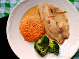 Chipotle Halloween Special 2012 by Tilapia En Salsa De Crema Con Chipotle Poached Tilapia In A