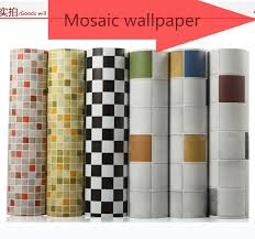 new sale self adhesive ceramic tile stickers wallpaper toilet