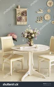 Dining Room Interior Flowers Decorative Plates Stock Photo ... Chair Upholstered Floral Design Ding Room Pattern White Green Blue Amazoncom Knit Spandex Stretch 30 Best Decorating Ideas Pictures Of Fall Table Decor In Shades For A Traditional Dihou Prting Covers Elastic Cover For Wedding Office Banquet Housse De Chaise Peacewish European Style Kitchen Cushions 8pcs Print Set Four Seasons Universal Washable Dustproof Seat Protector Slipcover Home Party Hotel 40 Designer Rooms Hlw Arbonni Fabric Modern Parson Chairs Wooden Ding Table And Chairs Room With Blue Floral 15 Awesome To Enjoy Your Meal