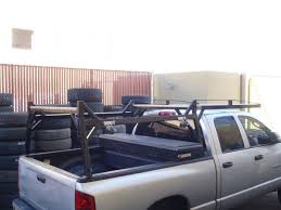 Rack It Lumber Rack Racks It Short Bed Pipe Truck Utility Lader On ...
