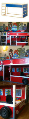 IKEA Child's Loft Bed Converted To Fire Engine | Shared By LION ... Bedroom Fire Truck Bunk Bed For Inspiring Unique Refighter Stapelbed Funbeds Pinterest Trucks Car Bed 50 Engine Beds Station Imagepoopcom Firetruck Bunk 28 Images Best 25 Truck Beds Ideas Fire Diy Design Twin Kids 2ft 6 Short Jual Tempat Tidur Tingkat Model Pemadam Kebakaran Utk 2 With Do It Yourself Home Projects The Tent Cfessions Of A Craft Addict Fniture Wwwtopsimagescom Let Your Childs Imagination Run Wild This Magical School Bus