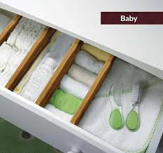 Desk Drawer Organizer Amazon by Amazon Com Bamboo Wooden Drawer Divider Set Of 4 Adjustable