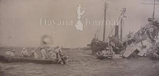 Pictures Of The Uss Maine Sinking by Sinking Of The Battleship Maine In Havana Harbor Cuba Photos