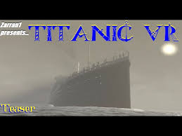 oculus rift virtual reality w touch titanic vr teaser trailer