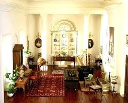 Victorian Sitting Room Ideas Decorating Living Dining Family