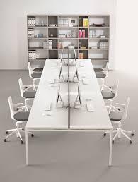 bureau partagé bureau bench 6 personnes pour open space atreo alea office