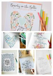 Adultcoloringbook Bible Beautiful Modern Coloring Pages To Spark Creativity And Relieve Stress
