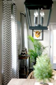 Gray Chevron Bathroom Decor by Curtains Fill Your Home With Pretty Chevron Curtains For