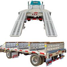 Step Deck Trailer Upper Step Ramps | Discount Ramps Scurve Centerfold Atv Equipment Mower Truck Loading Ramp 750 Lb Copperloy Improves Freight Lunloading Production With Their Harbor Loading Ramps Part 2 Youtube Whipps 5 Tonne X 520mm Alinium Ramps Champ Alinum For Trucks And Vans Inlad 1000lb Nonslip Steel 9 72 20ton Wide Otc Tools For Pickup Brite Bifold Tailgator System Lawn Use Oxlite Alinum Atv Lawn Mowers Motorcycles More