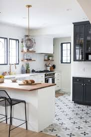 carreaux ciment cuisine cuisine les carreaux de ciment la tendance du moment maison
