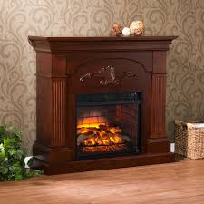 Decor Flame Infrared Electric Stove by Home Decorators Collection Brindle Flame 20 In Candle Electric