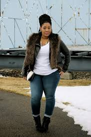 Plus Size Winter Outfits 14 Chic Style For Curvy Women