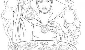 Disney Villains Coloring Pages Villain And Mofasselme