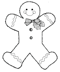 Full Size Of Coloring Pagesblank Gingerbread Man Sheet Free Printable Sheets Pages Plush Large