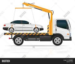 100 Tow Truck Vector Photo Free Trial Bigstock
