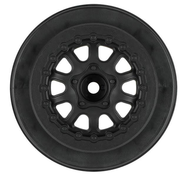 Pro-Line Racing 272503 Renegade Wheels, Black, 2pcs, 2.2/3.0