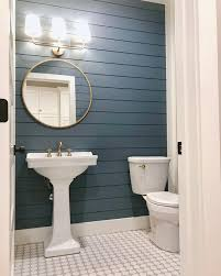 Wonderful Beautiful Half Bathroom Ideas Paint Spaces Very Most ... Blue Ceramic Backsplash Tile White Wall Paint Dormer Window In Attic Gray Tosca Toilet Whbasin With Pedestal Diy Pating Bathtub Colors Farmhouse Bathroom Ideas 46 Vanity Cabinet Netbul 41 Cool Half And Designs You Should See 2019 Will Love Home Decorating Advice Wonderful Beautiful Spaces Very Most 26 And Design For Upgrade Your House In Awesome How To Architecture For Bathrooms All About House Design Color Inspiration Projects Try Purple