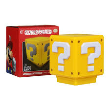 super mario mini question block light temptation gifts