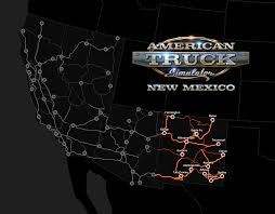 100 Truck Stops In New Mexico Save 50 On American Simulator On Steam