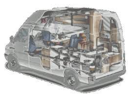 Download The Floor Plan From Your Van