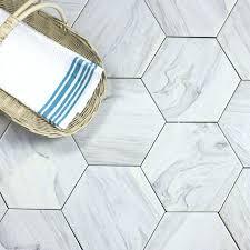 hexagonal floor tile grey hexagon floor tile artisan wood hexagon