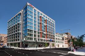 Hilton Garden Inn Washington DC Geor own Area