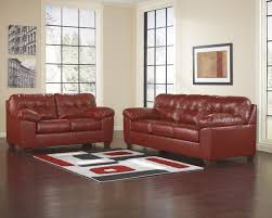 Boscovs Leather Sofas by Sofas U0026 Sectionals Luxurious Ashley Leather Sofa And Loveseat